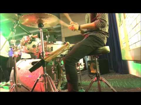 Benteng hidupku drum cover agape sydney church Mp3