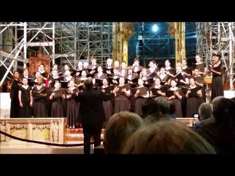 The Prout School Choir: Godhead Here in Hiding