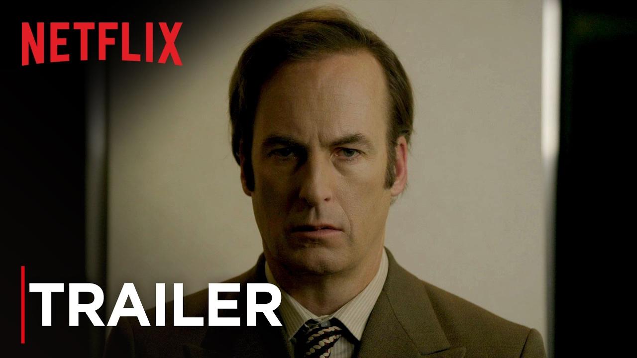 Netflix Better Call Saul