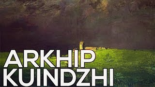 Arkhip Kuindzhi: A collection of 177 paintings (HD)