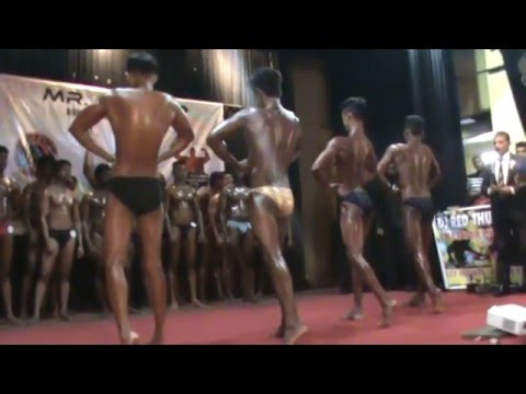 Sri Lanka Elle:Mr Master Body Building Champion Ship which was held 31 January 2016
