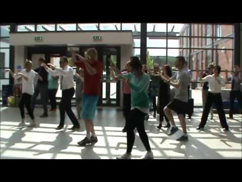 Staff Dance Challenge