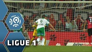 EA Guingamp - AS Saint-Etienne (0-2)  - Résumé - (EAG - ASSE) / 2014-15