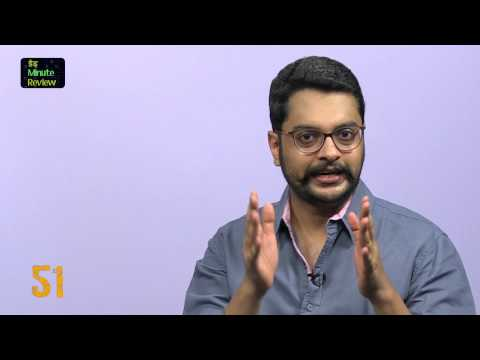 Detective Byomkesh Bakshy || Dedh Minute Review by Aniruddha Guha || Sushant Singh Rajput