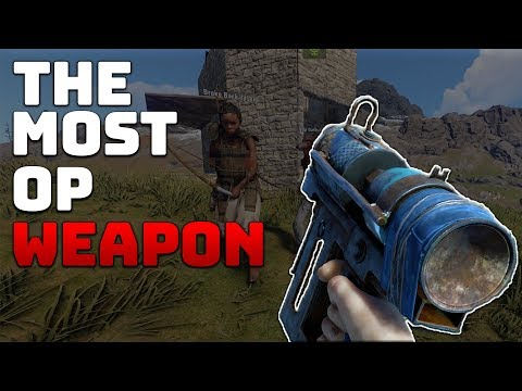 The Most OVER POWERED Early Game Item EVER! - Rust Duo Survival #2