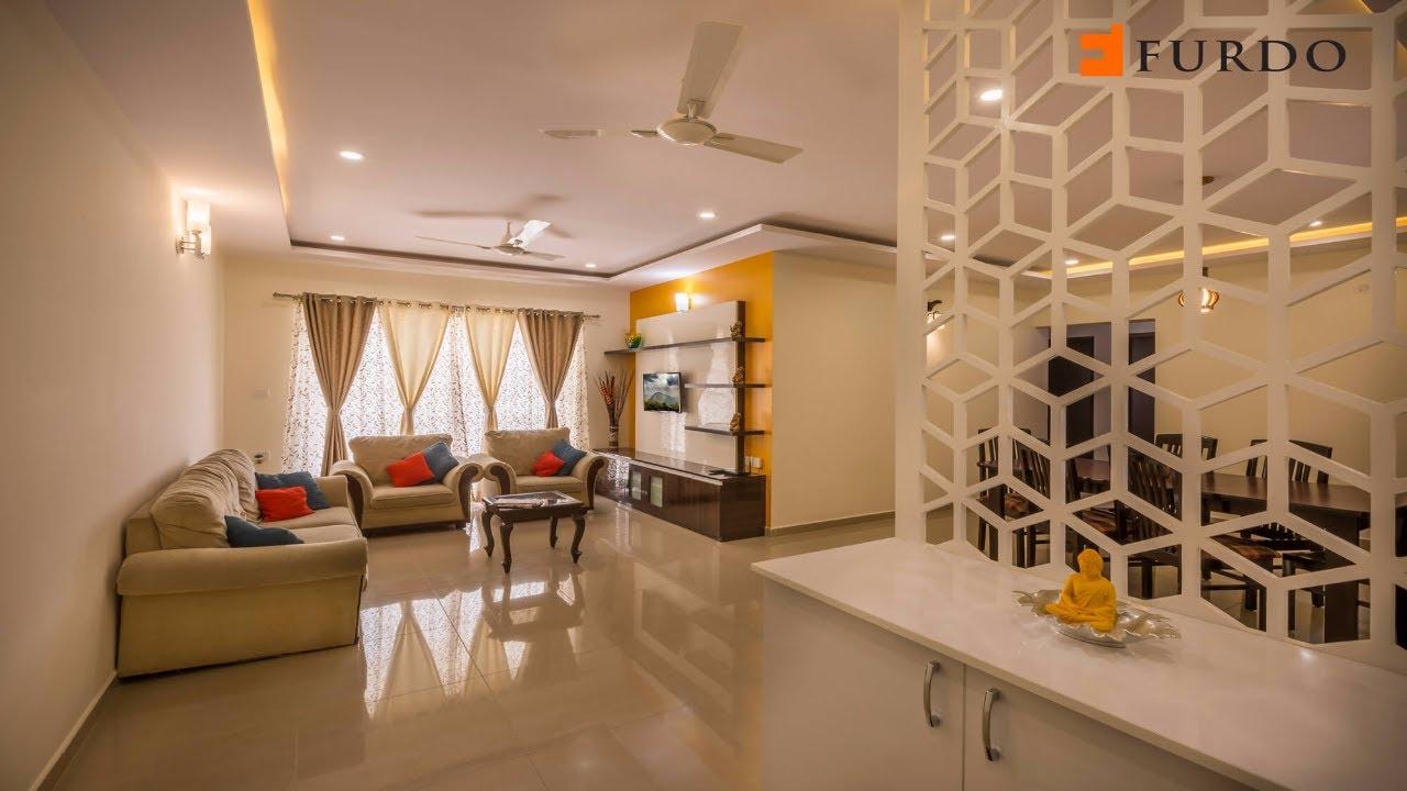 Furdo Home Interior Design Prestige Park View Bangalore Youtube