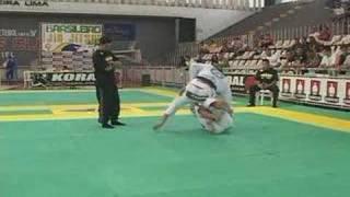 Romulo Barral vs Demian Maia