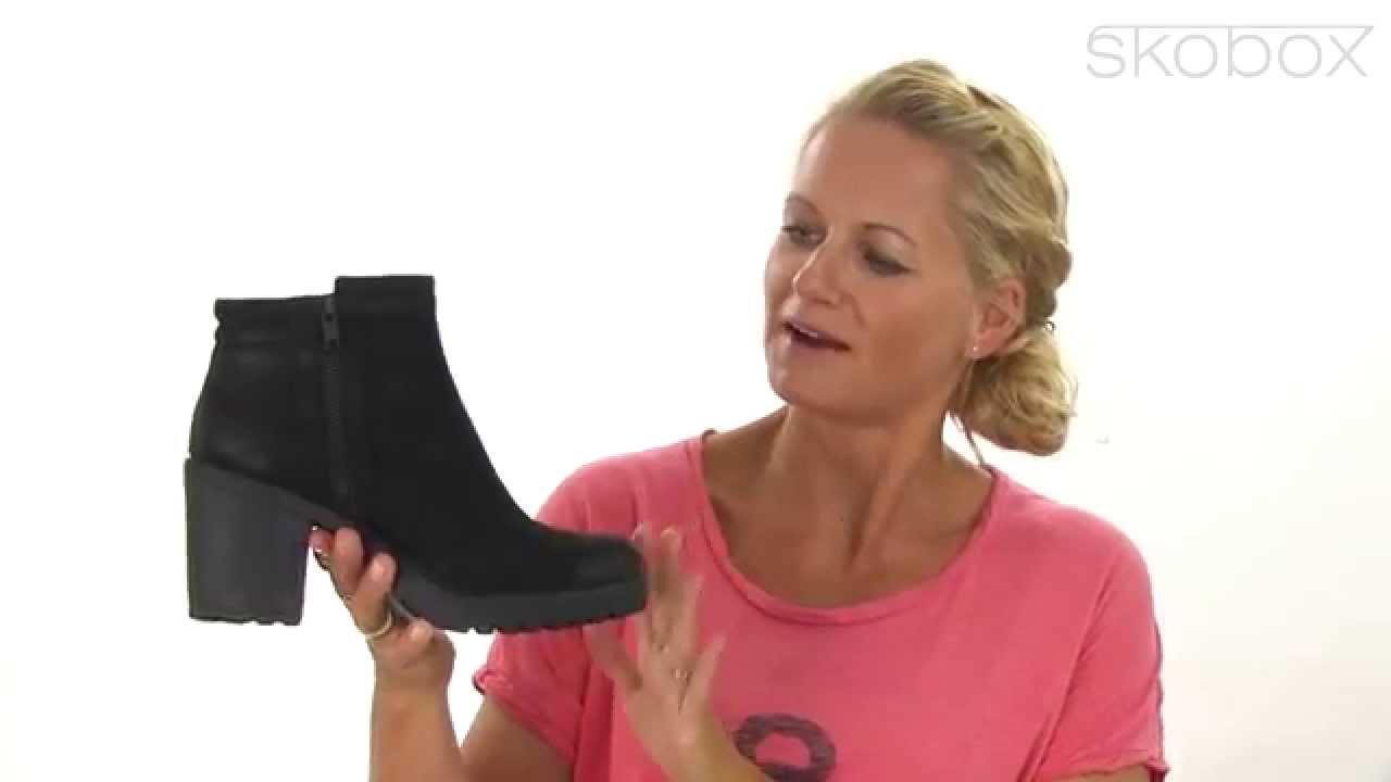 428aba1500 Skobox - Vagabond grace støvle - Køb Vagabond støvler online - YouTube