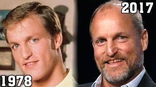 Woody Harrelson (1978-2017) all movies list from 1978! How much has changed? Before and After!
