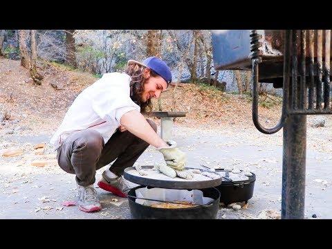 BEST Dutch Oven Recipe || Camping Food ||