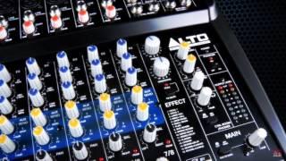 mezcladores zephyr zmx alto professional
