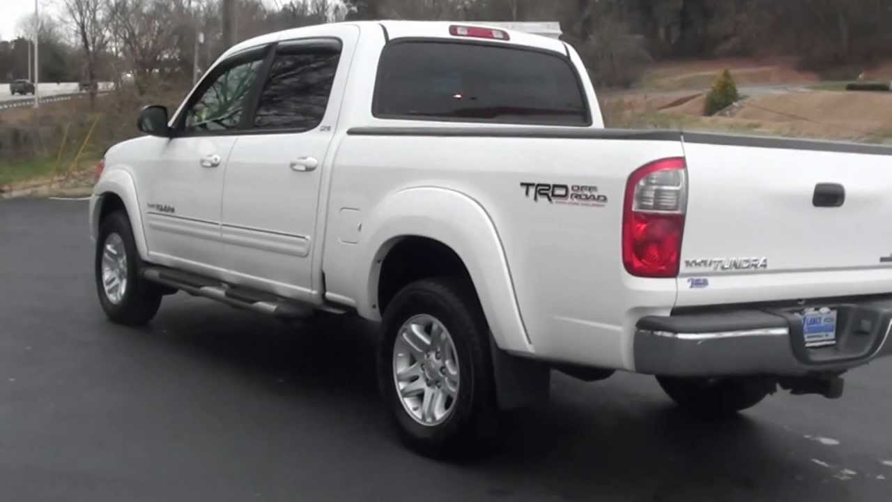 for sale 2006 toyota tundra sr5 trd off road stk 20402a youtube. Black Bedroom Furniture Sets. Home Design Ideas
