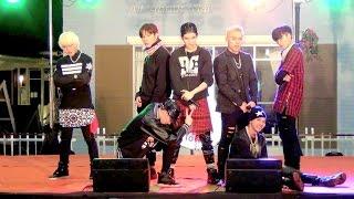 151108 Kaishi cover iKON - INTRO + RHYTHM TA + SINOSIJAK @The Idol Battle Cover Dance 2015 (Semi)