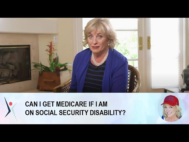 CAN I GET MEDICARE IF I'M ON SOCIAL SECURITY DISABILITY BUT NOT YET 65