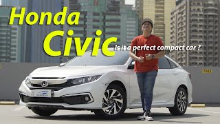 2020 Honda Civic 1.8 Review Philippines: Is it a perfect compact car?