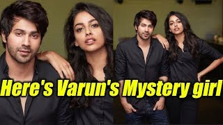 Varun Dhawan introduces her Mystery Girl as  Shoojit Sircar's October co-actor | FilmiBeat
