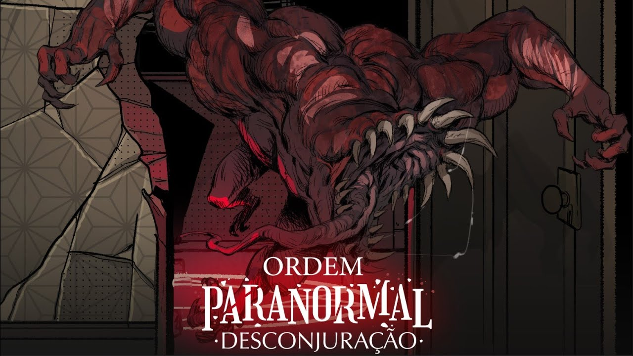 """""""Sangue"""" - Episódio 2 - Ordem Paranormal: Desconjuração"""