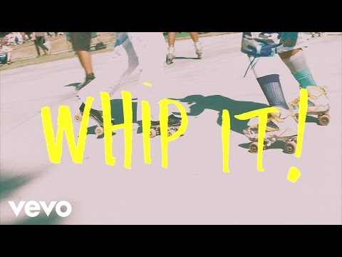 Whip It! (Lyric Video) ft. Chloe Angelides