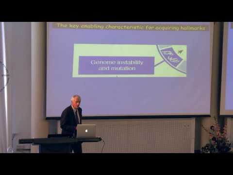 Prof. Douglas Hanahan Hallmarks of Cancer - Applications  - Technion Integrated Cancer Center