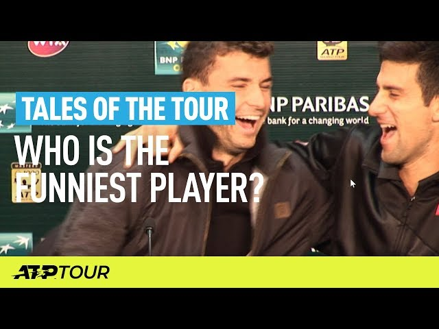 Who's The Funniest Guy On Tour? | TALES OF THE TOUR | ATP