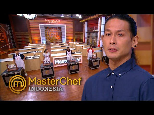 MASTERCHEF INDONESIA - Tantangan Yang Akan Sulit Ditebak | TOP 5