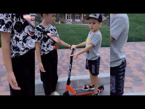 Короче говоря Самокат 😂 Смешное видео #shorts