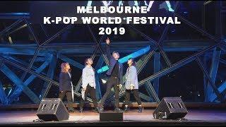 [PERF] 2019 K-Pop World Festival Melbourne - BE-7 Crew  | SEVENTEEN(세븐틴) _ HIGHLIGHT