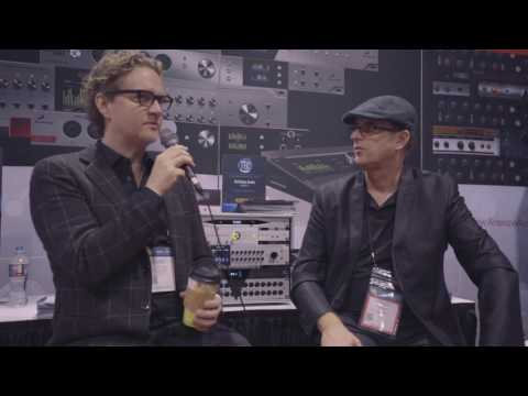 Greg Wells NAMM 2017 Interview | Antelope Audio