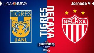 Resumen y Goles | Tigres vs Necaxa | Liga BBVA MX - Guard1anes 2021 - Jornada 4