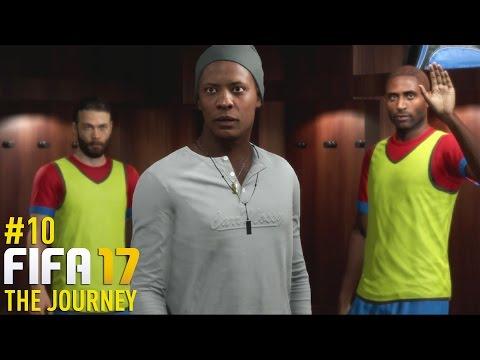 FIFA 17: THE JOURNEY #10 - O BOM FILHO A CASA TORNA
