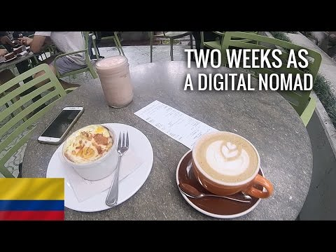 THE COST OF REMOTE LIVING IN MEDELLIN