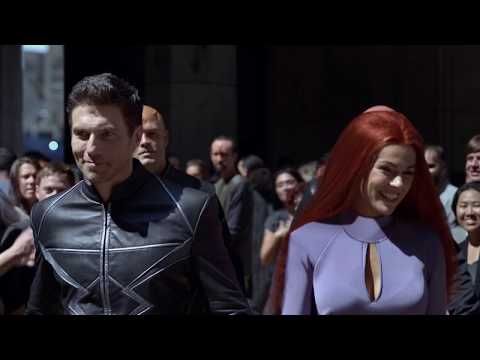 Thumbnail: Marvel's Inhumans - Welcoming the Royal Family