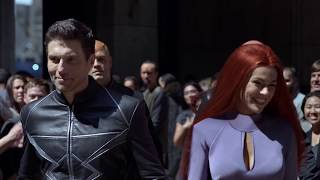 Marvel's Inhumans - Welcoming the Royal Family thumbnail