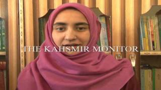 Kashmir: Class 12th Science topper shares her success story