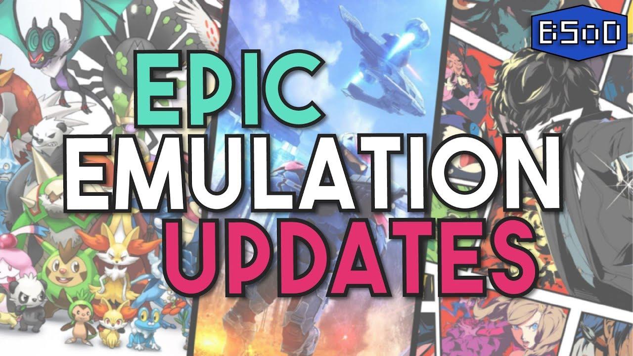 Epic Emulation Updates | Pokemon X&Y Playable, RPCS3 Performance & Xenia  Goes UHD