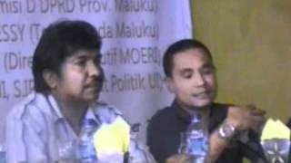 Dialog akhir pekan, Bagi hasil 10 persen blok Marsela, Maluku dapat apa ?...