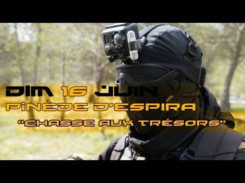 Airsoft Game | Thine - Team BAM | Search & Destruction