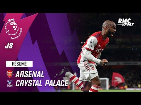 Résumé : Arsenal 2-2 Crystal Palace - Premier League (J8)