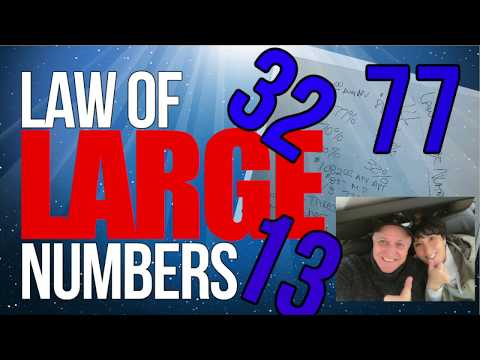 Why the Law of Large Numbers matter to the Mortgage Protection and Final Expense Salesperson