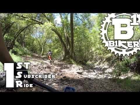 First Subscriber Ride - Skyline Wilderness Park - Napa, Ca - Mountain Biking