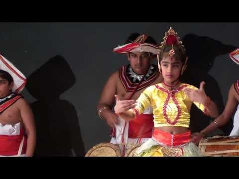 Uththama Muni Dalada - Arunalu Dance & Drumming Academy and Sri Lanka Hela Kala Foundation UK