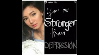 CONFIRMED! NADINE SHARES CRYPTIC POST IN HER SOCIAL MEDIA ABOUT HER YOUNGER BROTHER'S SUDDEN DEATH!