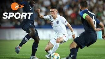 England - Frankreich 1:2 - Die Highlights | Fußball U21-EM 2019 - ZDF