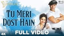 Tu Meri Dost Hain Full Video - Yuvvraaj |Salman Khan, Katrina Kaif| Shreya Ghoshal, Benny|A.R Rahman