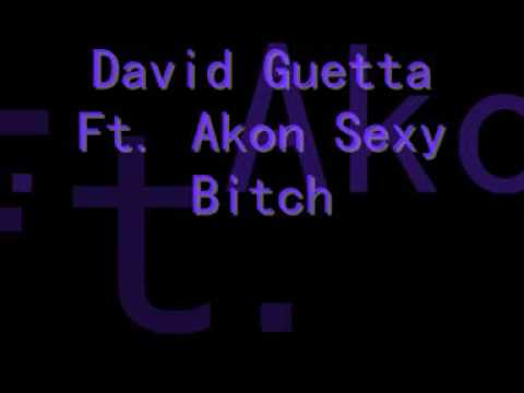 David guetta ft sexy bitch bikini models
