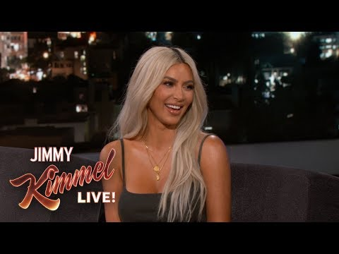 Guest Host Jennifer Lawrence Interviews Kim Kardashian West