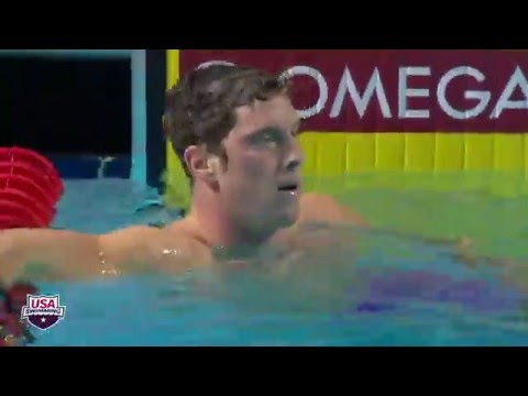 2015 Mutual of Omaha Duel in the Pool - 200M Freestyle - Men