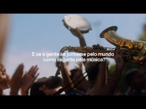 Natura faz da música um agente de transformação em filme criado para o Rock in Rio