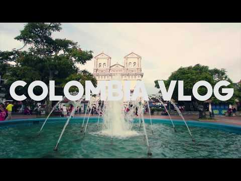Colombia Family Vacation VLOG Coming soon