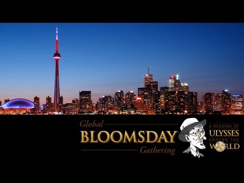 Global Bloomsday Gathering -- Toronto Bloomsday Group, Canada